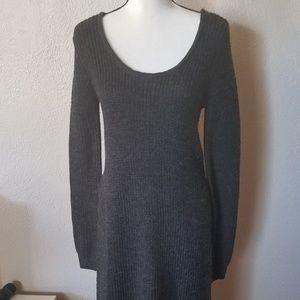 Bebe Extra Long Sweater